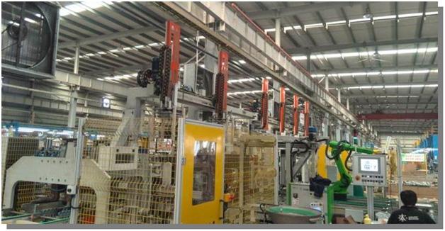Thiết bị cao cấp 45cm nhập khẩu từ Ý CAE Group, hoàn toàn tự động, 180 bộ/giờ, 460000/năm