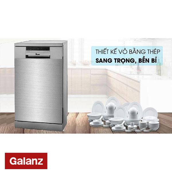 Thông Số Kỹ Thuật Máy Rửa Bát Texgio TG-W45A3A/401L - Galanz Việt Nam